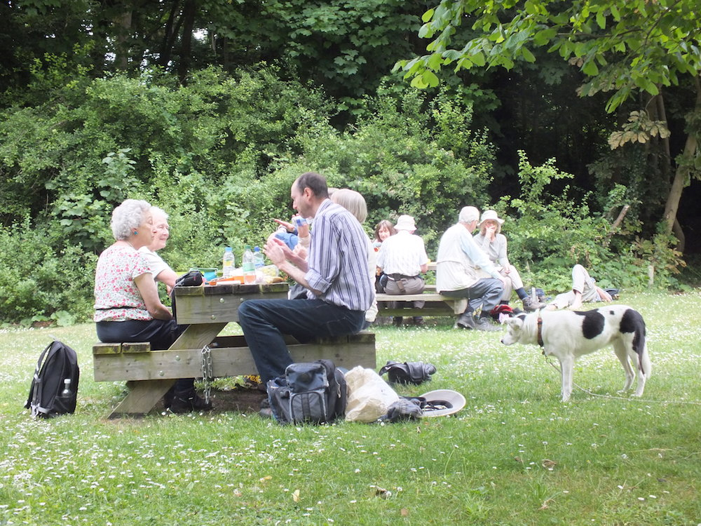 lunch-at-Ringstead-Common